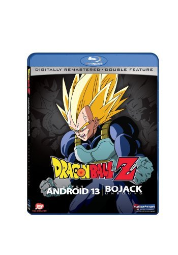 Dragon Ball Z Android Assault Bojack Unbound Ws Blu Ray Nr