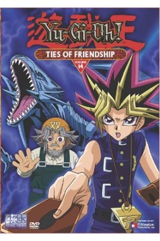 Yu Gi Oh Ties Of Friendship Clr Nr Edited