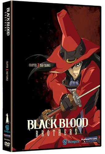 Black Blood Brothers Vol. 1 Nr