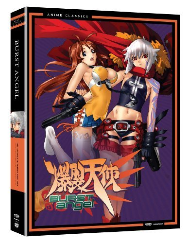 Burst Angel Box Set Classic Burst Angel Ws Tv14 7 DVD