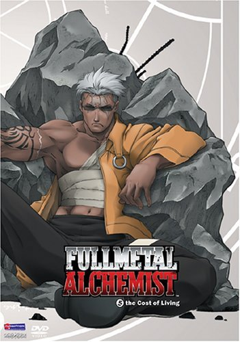 Fullmetal Alchemist Vol. 5 Cost Of Living Clr Nr