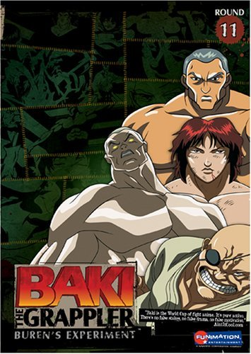 Baki The Grappler Vol. 11 Baki The Grappler Clr Pg Uncut