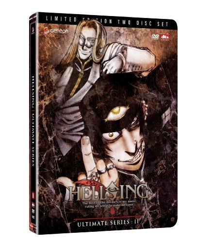 Hellsing Ultimate Vol. 2 Lmtd Ed. Nr