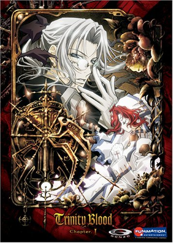 Trinity Blood Vol. 1 Trinity Blood Pg