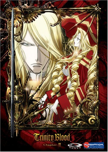 Trinity Blood Vol. 2 Trinity Blood Clr Tv14 Lmtd Ed.