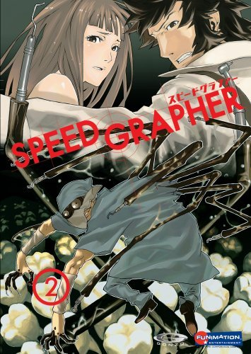 Speed Grapher Vol. 2 Speed Grapher Clr Nr