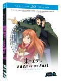 Eden Of The East Paradise Lost Eden Of The East Blu Ray Ws Nr Incl. DVD
