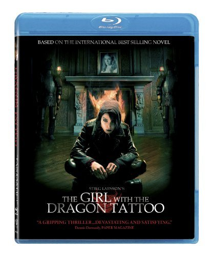 Girl With The Dragon Tattoo (2009) Nyqvist Rapace Endre Ws Blu Ray Nr