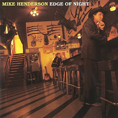 Henderson Mike Edge 0f Night