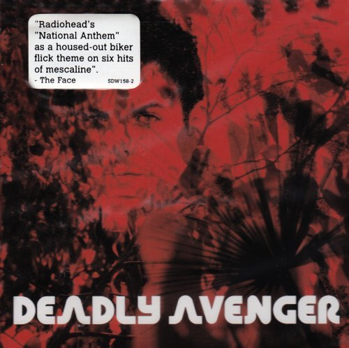 Deadly Avenger Deep Red
