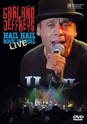 Garland Jeffreys Hail Hail Rock N Roll Live Nr