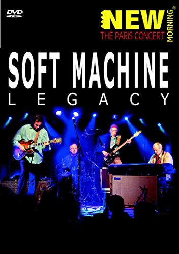 Soft Machine Legacy Paris Concert Nr