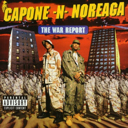 Capone N Noreaga War Report Explicit Version Feat. Mobb Deep Tragedy