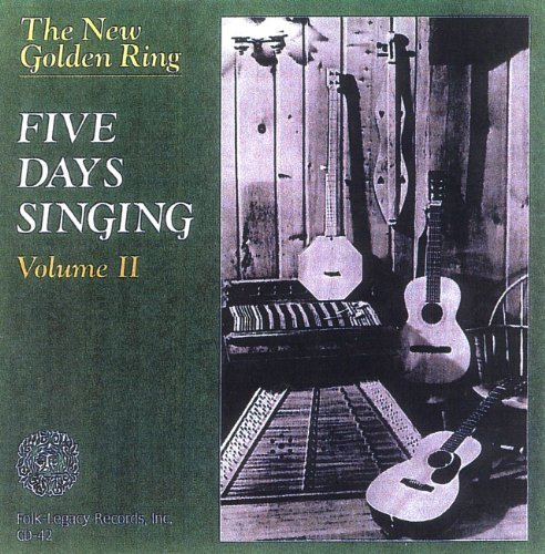New Golden Ring Vol. 2 Five Days Singing Hickerson Meyer Macmillan Grey New Golden Ring