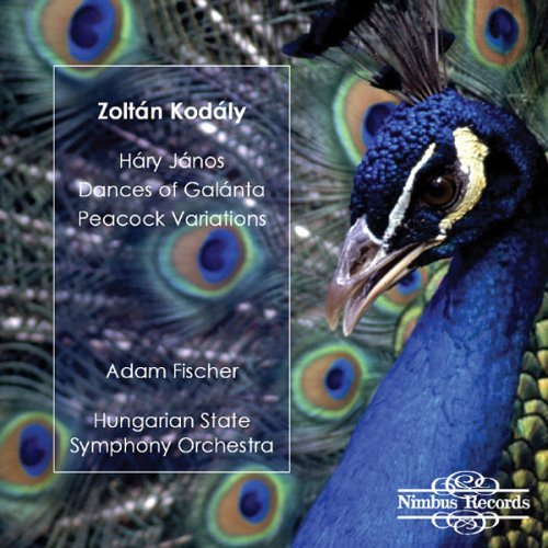 Z. Kodaly Hary Janos Dances Of Galant Fischer Hungarian State Sym