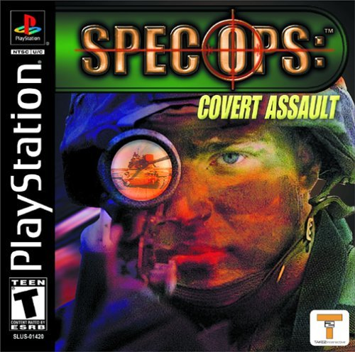 Psx Spec Ops Covert Assault Rp