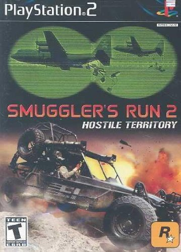 Ps2 Smuggler's Run 2 Hostile Terri Rp