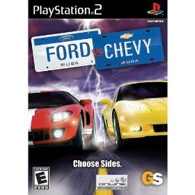 Ps2 Ford Vs Chevy
