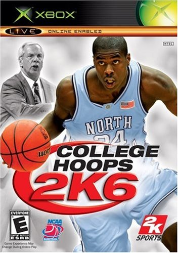 Xbox College Hoops 2k6