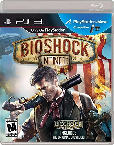 Ps3 Bioshock Infinite Take 2 Interactive M