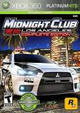 Xbox 360 Midnight Club La Complete Edition