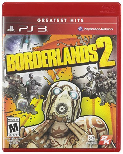 Ps3 Borderlands 2 Take 2 Interactive M
