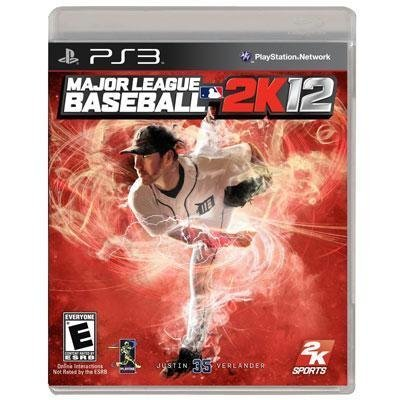 Ps3 Major League Baseball 2k12 E