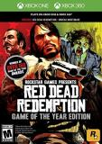 Xbox 360 Red Dead Redemption Game Of Th Take 2 Interactive M