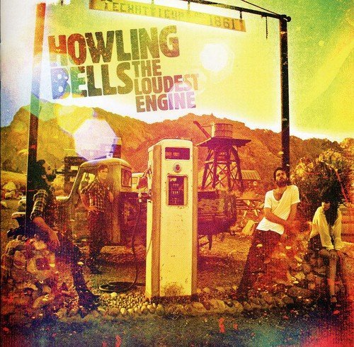 Howling Bells Loudest Engine Import Eu