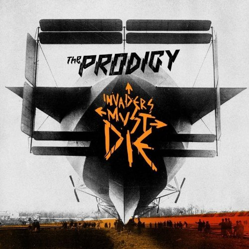 Prodigy Invaders Must Die Import Gbr 2 Lp Set