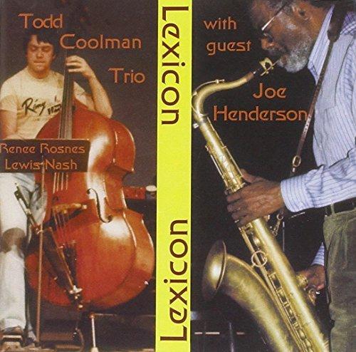 todd-trio-coolman-with-joe-henderson