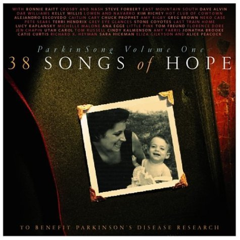 Parkinsong Vol. 1 38 Songs Of Hope 2 CD Set Parkingsong