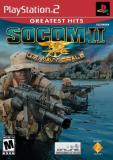 Ps2 Socom 2 Us Navy Seals