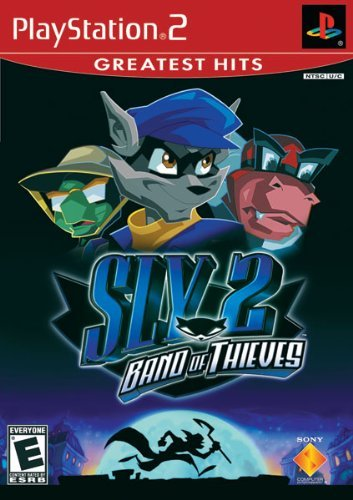 Ps2 Sly 2 Band Of Thieves