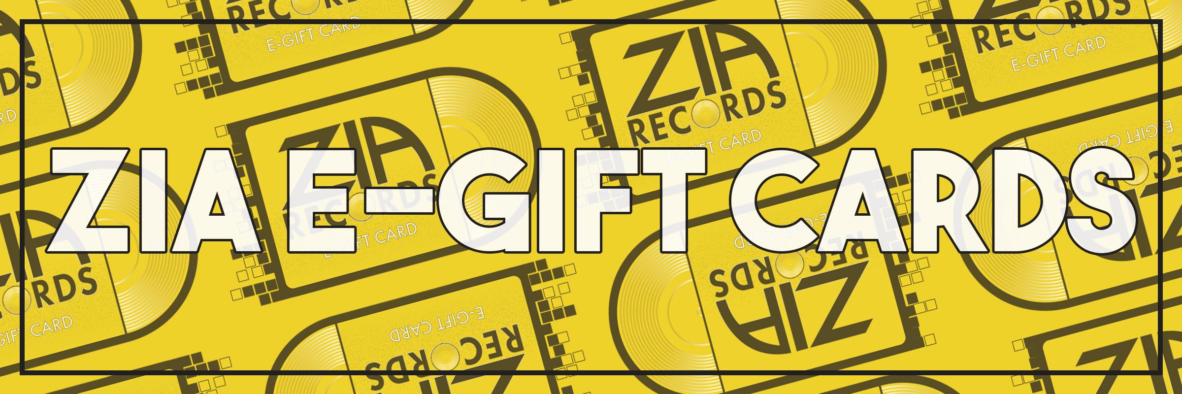 Zia E-Gift Cards
