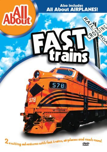 All About Trains & Airplanes DVD Nr