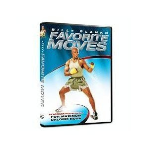 Billy Blanks Favorite Moves