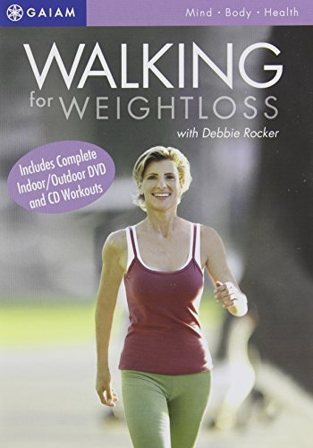 Walking For Weight Loss Rocker Debbie DVD Mod This Item Is Made On Demand Could Take 2 3 Weeks For Delivery