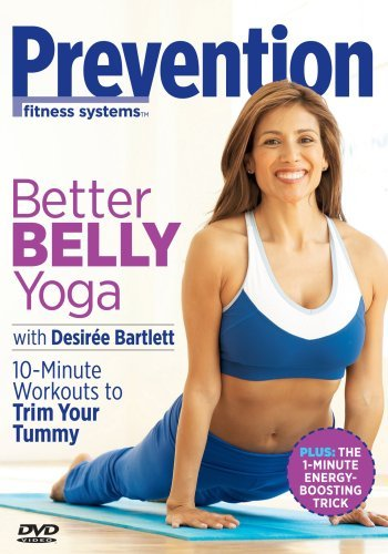 Prevention Fitness Systems Better Belly Yoga Nr