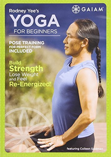 Rodney Yee Yoga For Beginners Yee Rodney Nr