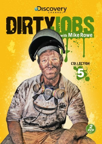 Dirty Jobs Collection 5 DVD Nr