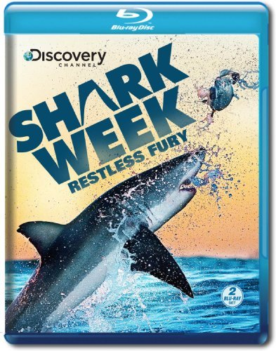 Shark Week Restless Fury Shark Week Restless Fury Blu Ray Ws Nr 2 Br