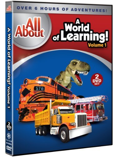 Vol. 1 All About A World Of Learning G 2 DVD