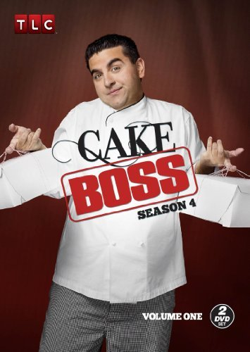 Cake Boss Vol. 1 Season 4 Ws Pg 2 DVD