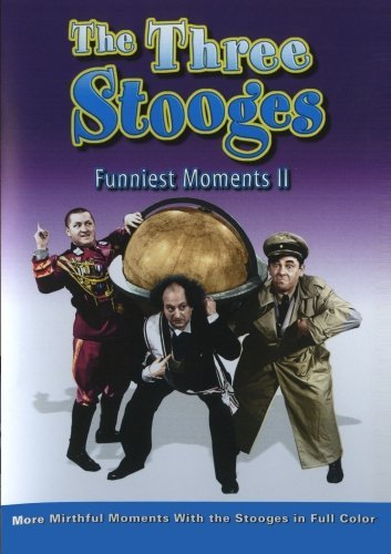 Three Stooges Funniest Moments 2 Made On Demand Nr