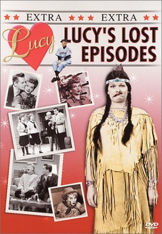 Lucille Ball Lucy's Lost Episodes Clr Nr
