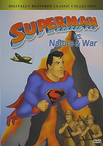 Superman Vs. Nature & War Superman Vs. Nature & War Nr