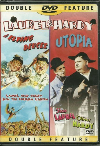 Flying Deuces Utopia Double Feature Clr Nr
