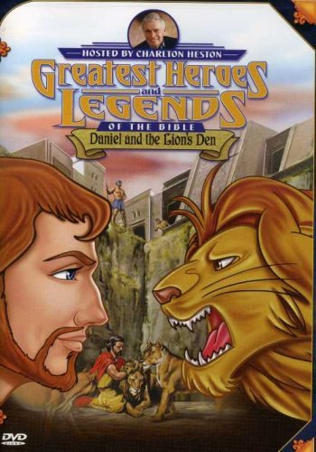 Daniel & The Lion's Den Greatest Heroes & Legends Of T Nr