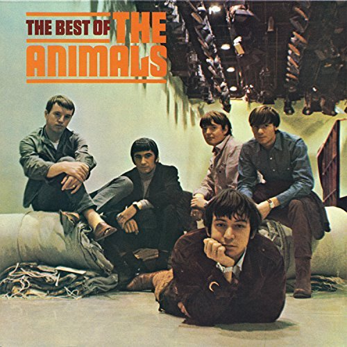 Animals Best Of The Animals Clear Vinyl